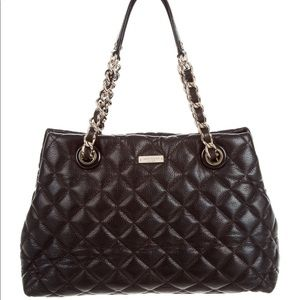 Kate Spade Gold Coast Mary Anne Quilted Tote